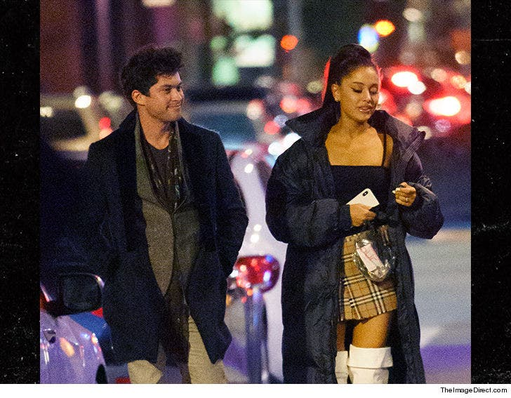 Ariana Grande's Catching Up with Another Ex, Graham PhillipsGraham Phillips And Ariana Grande Tumblr