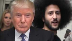 President Trump Says Kaepernick Should Get A Chance In NFL, 'If He Deserves It'