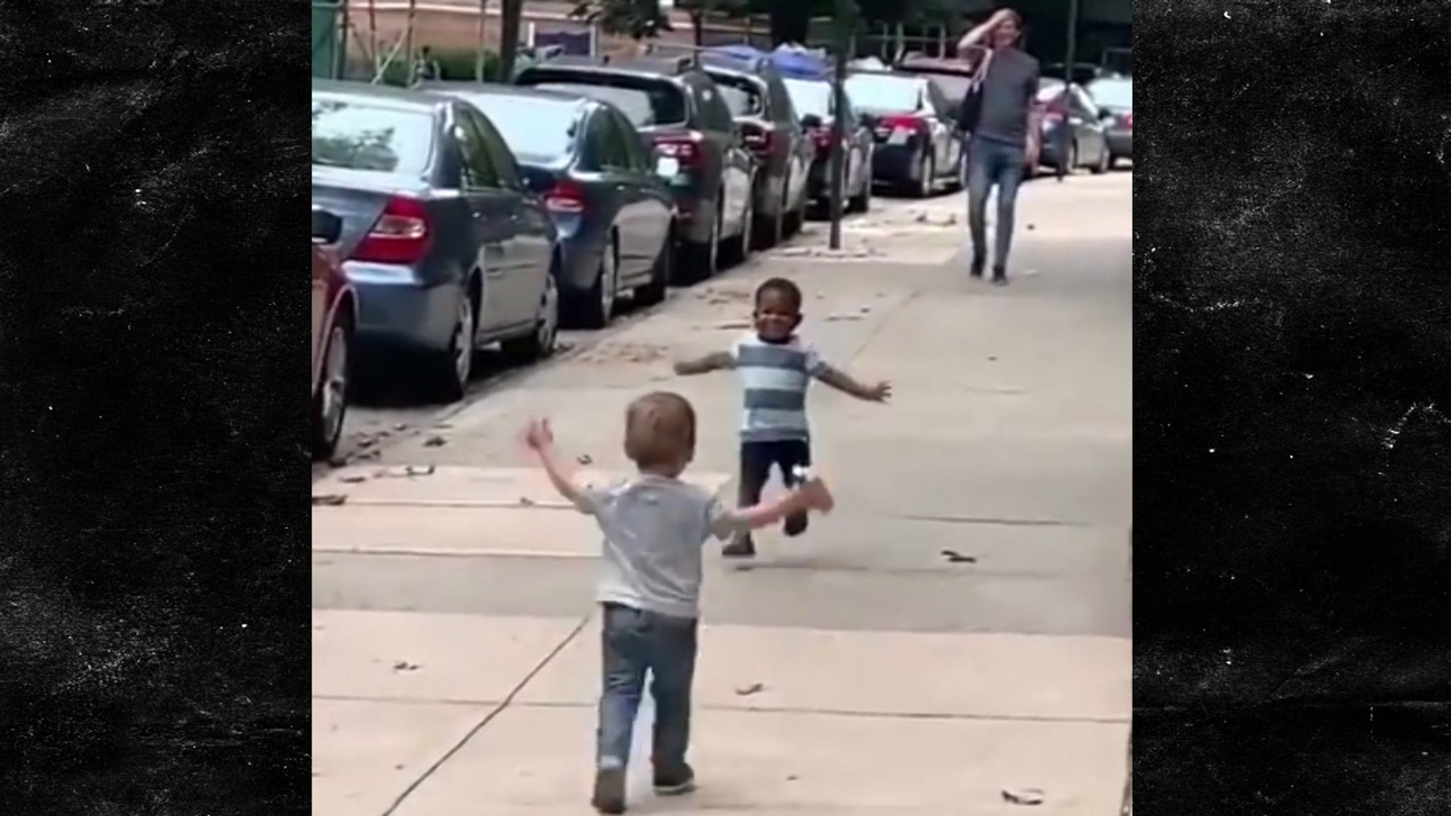 Toddler Parents Sue Trump He Turned Cutest Vid Ever ... Into a Racist Meme!!!