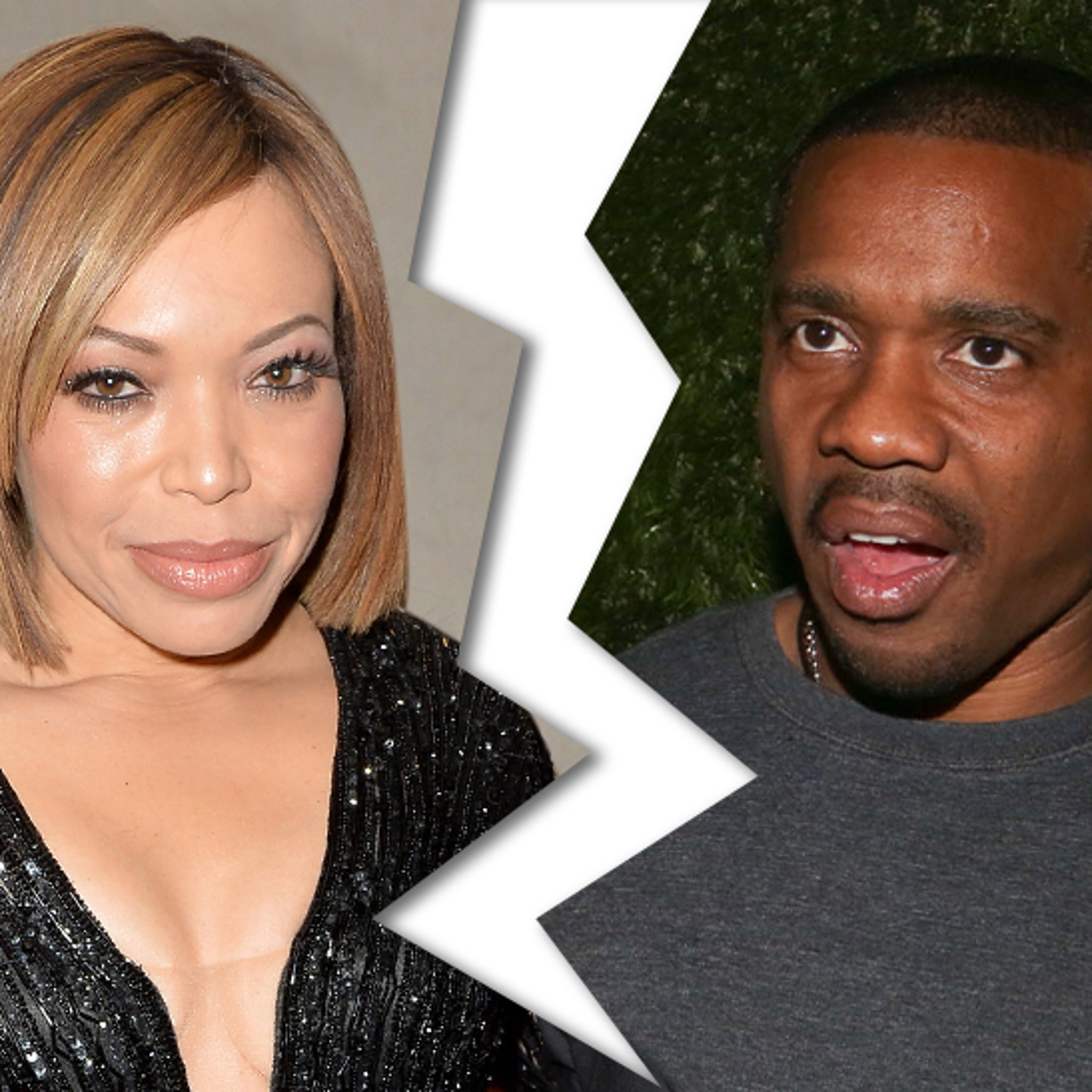 Martin' Star Tisha Campbell-Martin Files For Divorce from Husband Duane