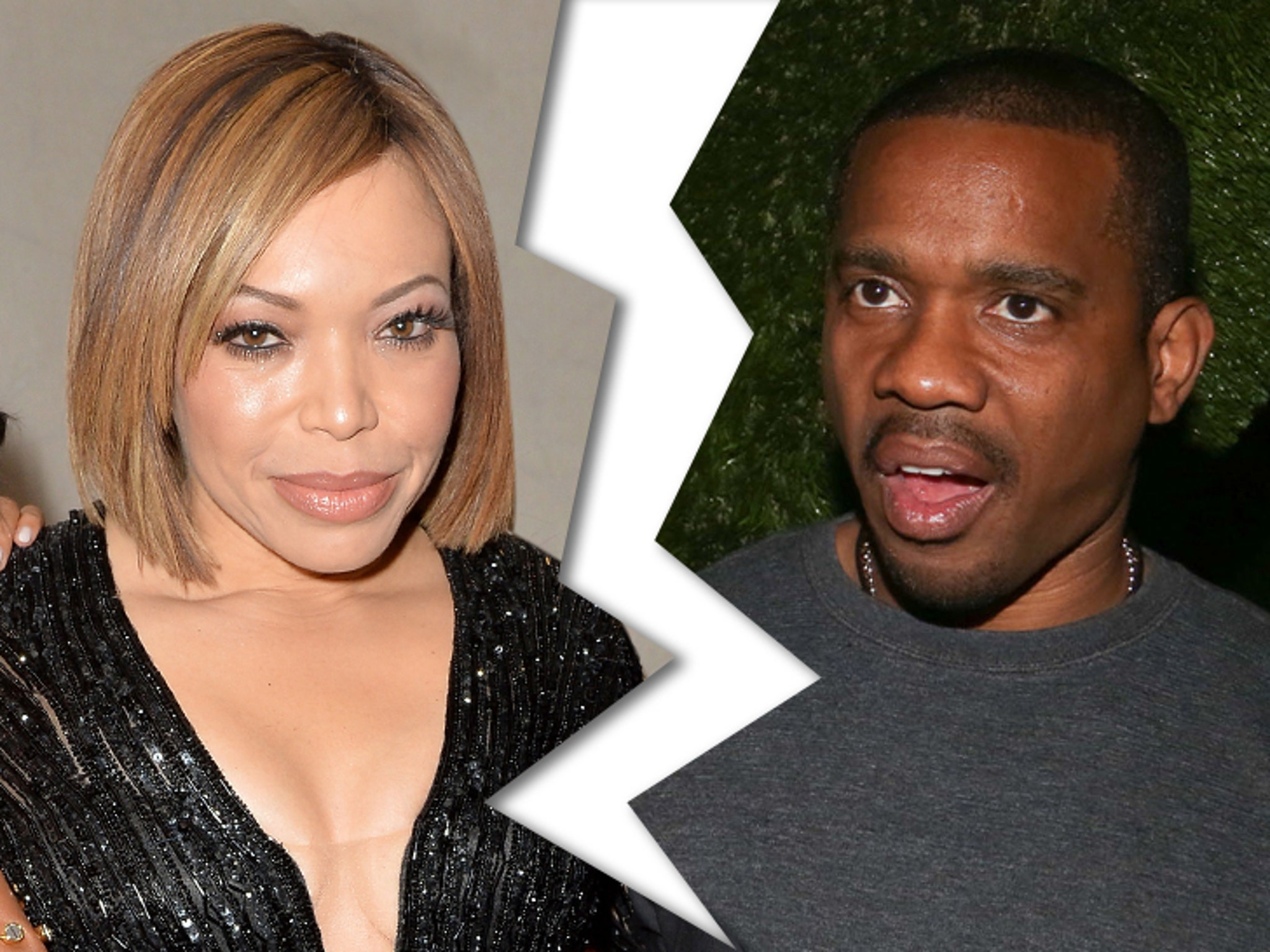Martin' Star Tisha Campbell-Martin Files For Divorce from