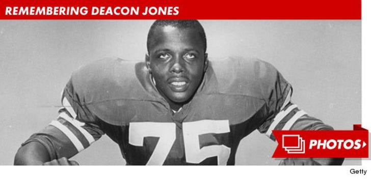 Remembering Deacon Jones