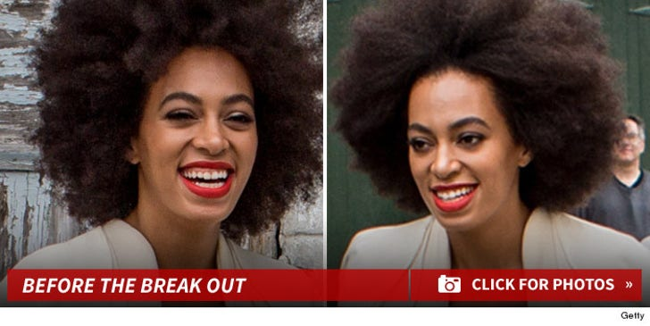 Solange Knowles -- Before The Break Out