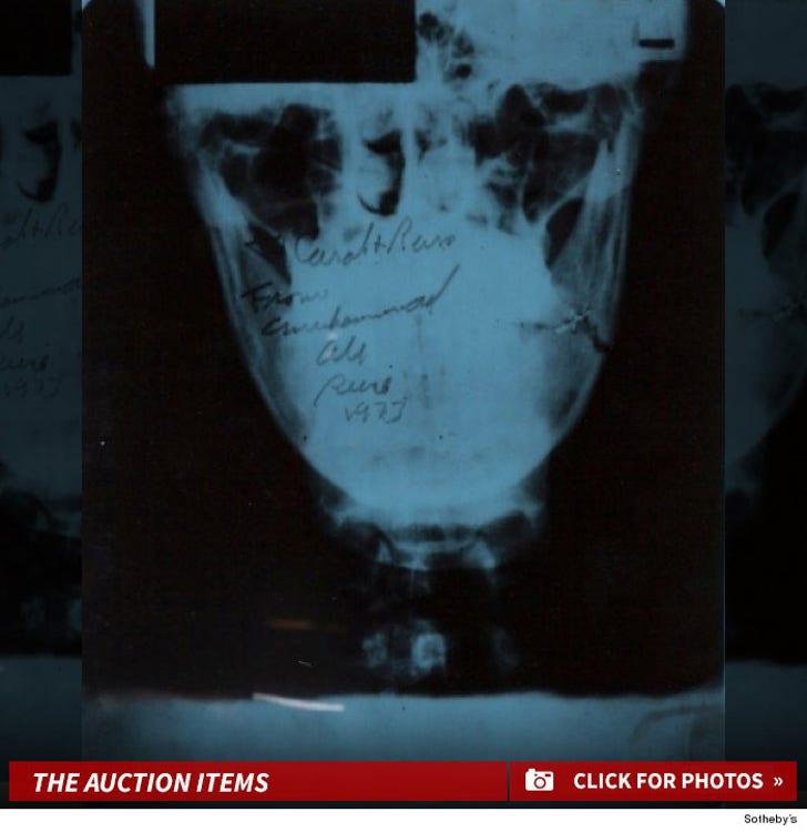 Sotheby's Sam Simon Sports Auction