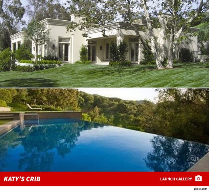 Katy Perry's Beverly Hills Crib