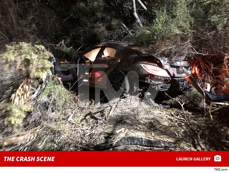 Marcus Hyde -- Car Crash Photos