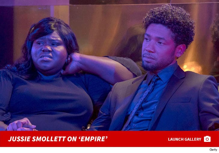 Jussie Smollett on 'Empire'