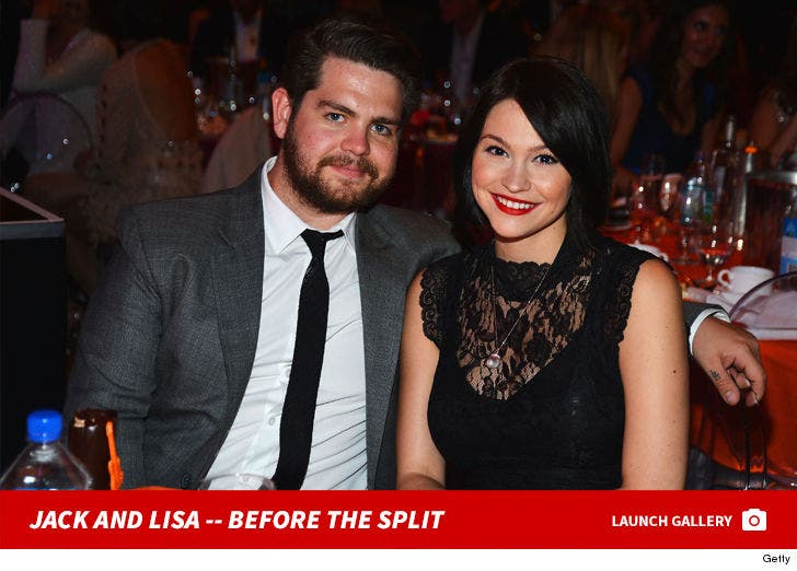 Jack Osbourne And Lisa Stelly -- Before The Split