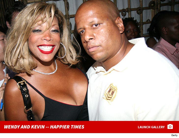 Wendy Williams and Kevin Hunter -- Together Photos
