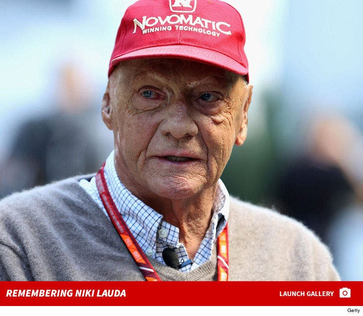 Remembering Niki Lauda