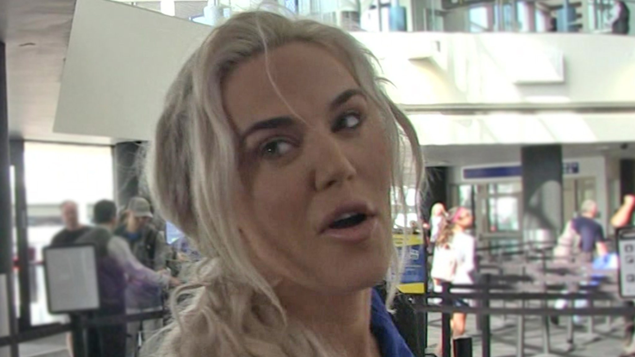 WWE's Lana, Leaked Sex Tape Is NOT Her