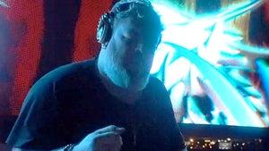 Hodor from 'Game of Thrones' Shredded His Vegas Strip Club DJ Set