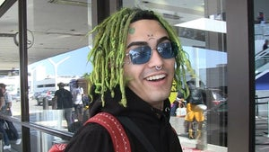 Lil Pump Says He Can Dunk a Basketball, TMZ Challenges Him to Prove It!