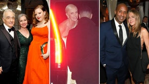 Celebs Head to Oscars After-Parties to Celebrate, Win or Lose