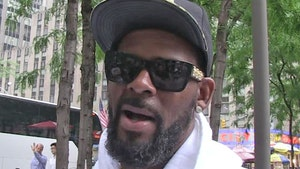 R. Kelly Hit with New Federal Charges, Coercion and Transport of Minor