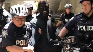 Toronto Police Arrest Man in Blackface at Anti-Racism Protest
