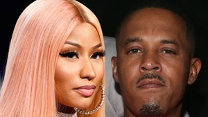 Nicki Minaj's Husband Gets Permission To Be There For Baby's Birth