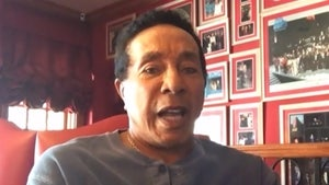 Smokey Robinson Spreads Hope with Song Benefiting American Red Cross