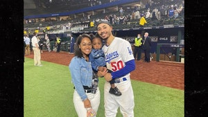 Dodgers Superstar Mookie Betts Proposes To GF Of 15 Years, She Said Yes!