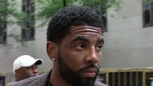 NBA Reviewing Alleged Videos Of Kyrie Irving Partying Without A Mask