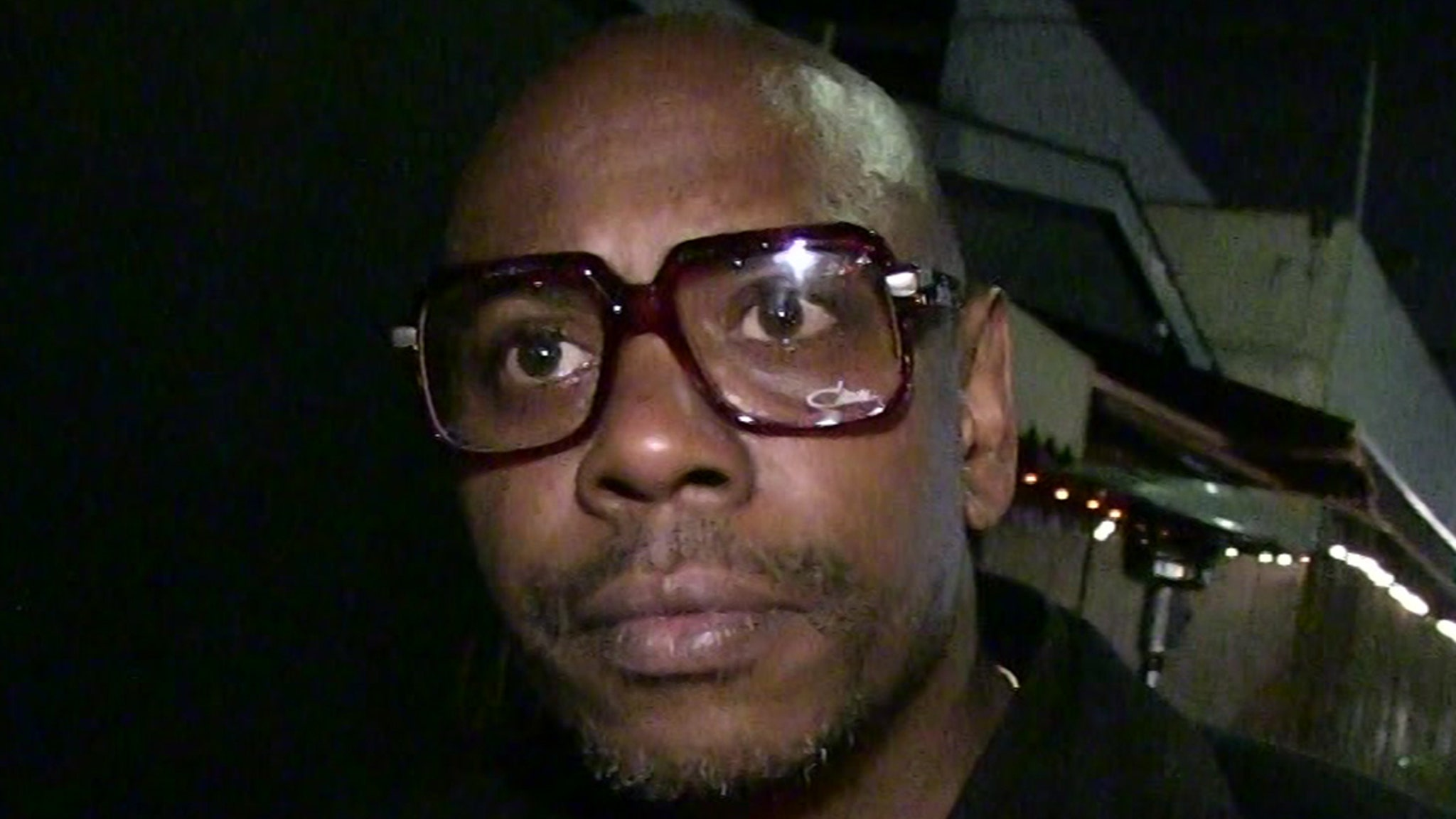 Dave Chappelle Tests Positive for COVID-19 ... Cancels TX Shows