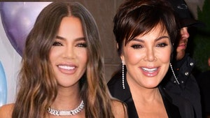Khloe Kardashian, Kris Jenner's Side-by-Side Mansion Construction Underway