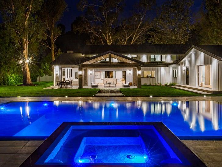 Scott Disick Flipping His Hidden Hills House