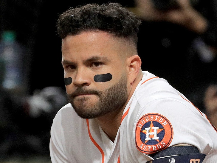 Astros' star Jose Altuve denies wearing sign-stealing device under his jersey