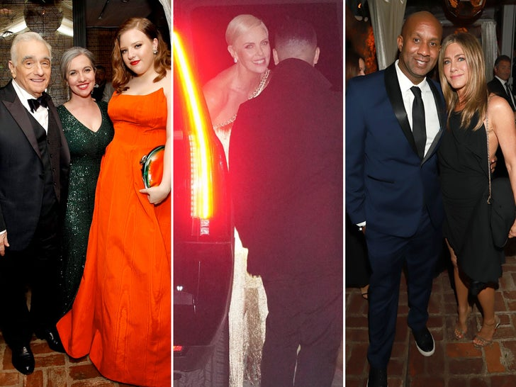 Inside the 2020 Oscars After-Parties