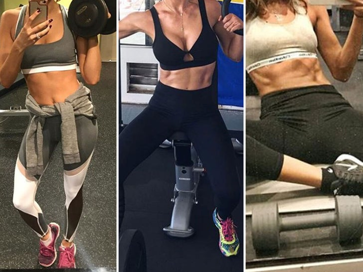 Workout Babes -- Guess The Fit Females!