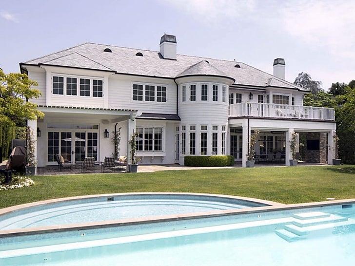 LeBron James Selling Massive Brentwood Mansion