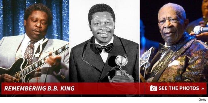 Remembering B.B. King