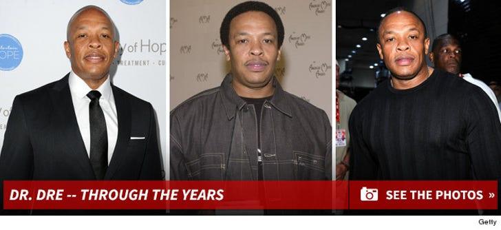 Dr. Dre's Photos
