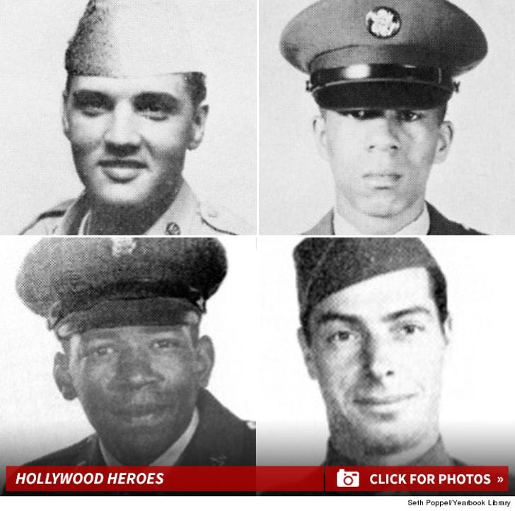 Stars Who've Served