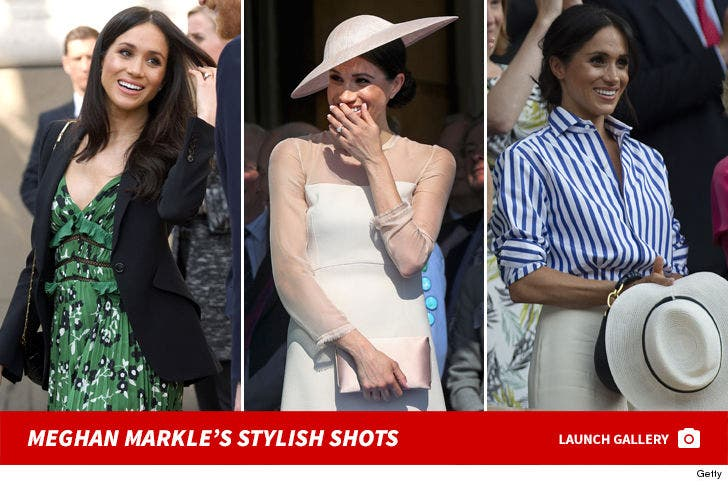 Meghan Markle's Royal Looks