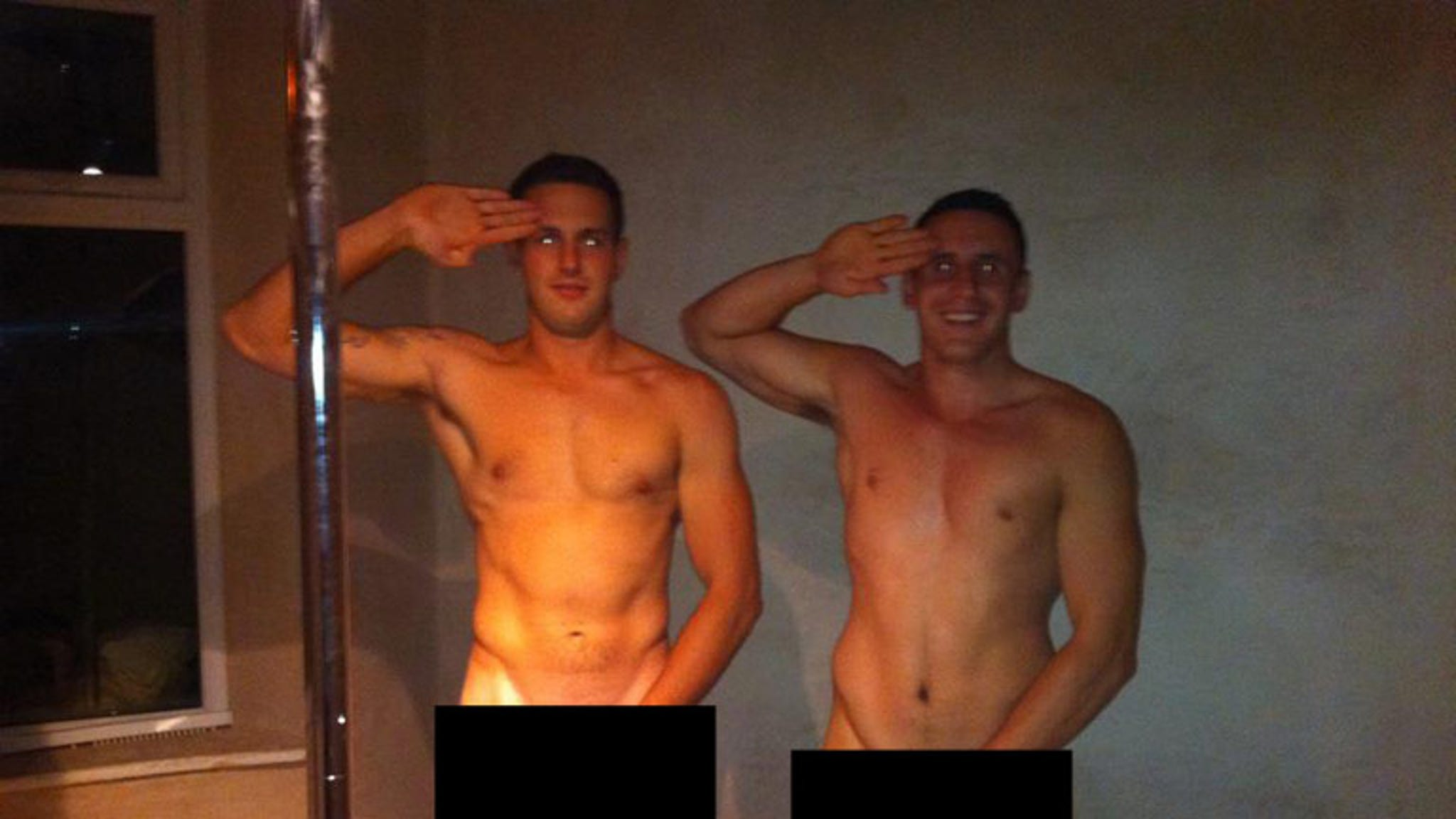 Prince Harry -- Naked Pictures of Las Vegas Rager Leaked