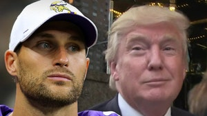 Donald Trump Called Kirk Cousins to Congratulate Him After Vikings Win