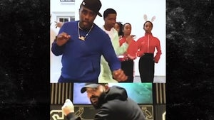Diddy Hosts Star-Studded IG Dance-a-Thon, Reunites with J Lo & Drake