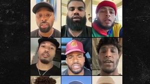 Saquon, OBJ, Mahomes Demand NFL Admit They Wrongly 'Silenced' Protesters Like Kap