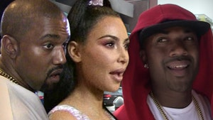 Kim K's Attorney Rips Wack 100 Over Kanye Comment, Says There's No New Sex Tape