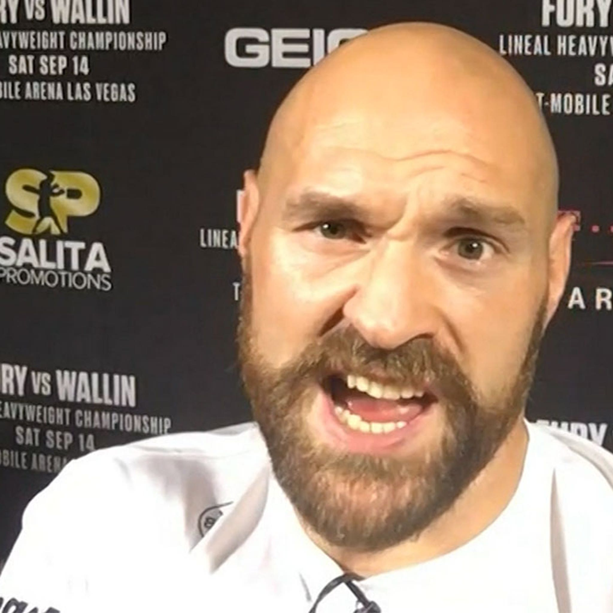 Tyson Fury Says Money's Overrated, 'I've Never Met a Happy Millionaire'