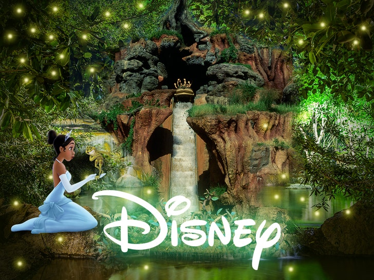 Disneyland To Reimagine Splash Mountain With Princess And The Frog