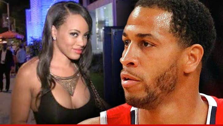Basketball Wives' Divorce -- I DON'T HATE YOUR GUTS