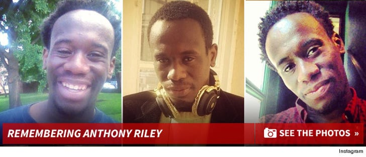 Remembering Anthony Riley