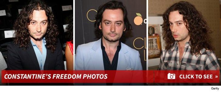 Constantine Maroulis' Freedom Photos