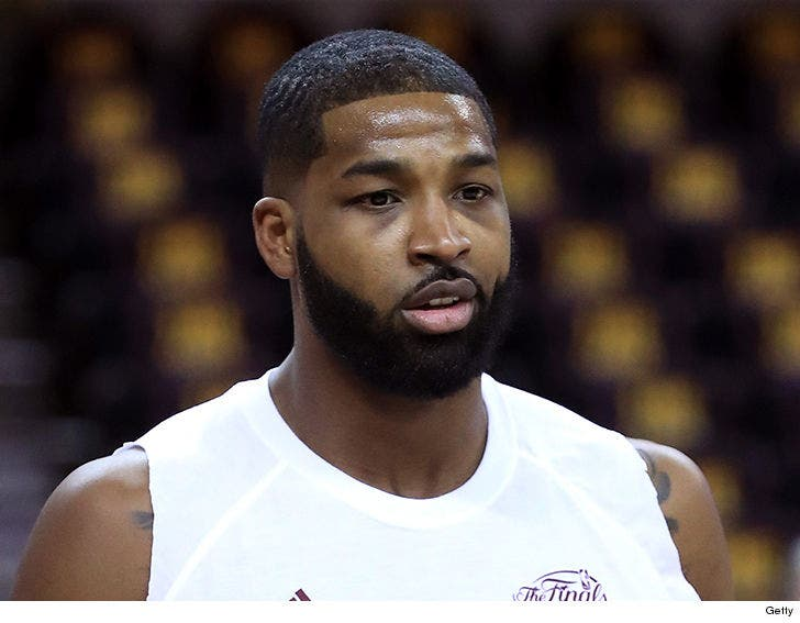 Tristan Thompson Alleged NYC Chick Posts Sex Tape
