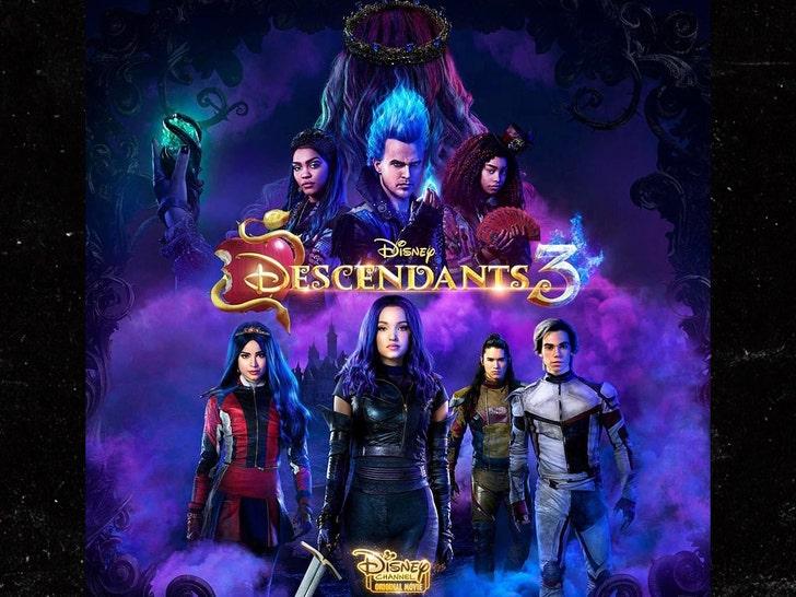 Disney Cancels Descendants 3 Red Carpet Event To Honor Cameron Boyce
