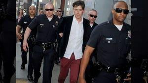 Brad Pitt Attacker -- Facing BAN From All Hollywood Events