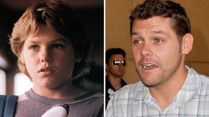 'Free Willy' Star Jason James Richter Arrested and Charged with Domestic Violence