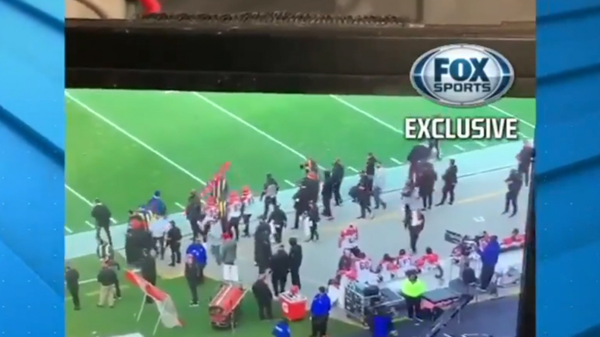 Patriots SpyGate II Video Released And It's Bad for New England